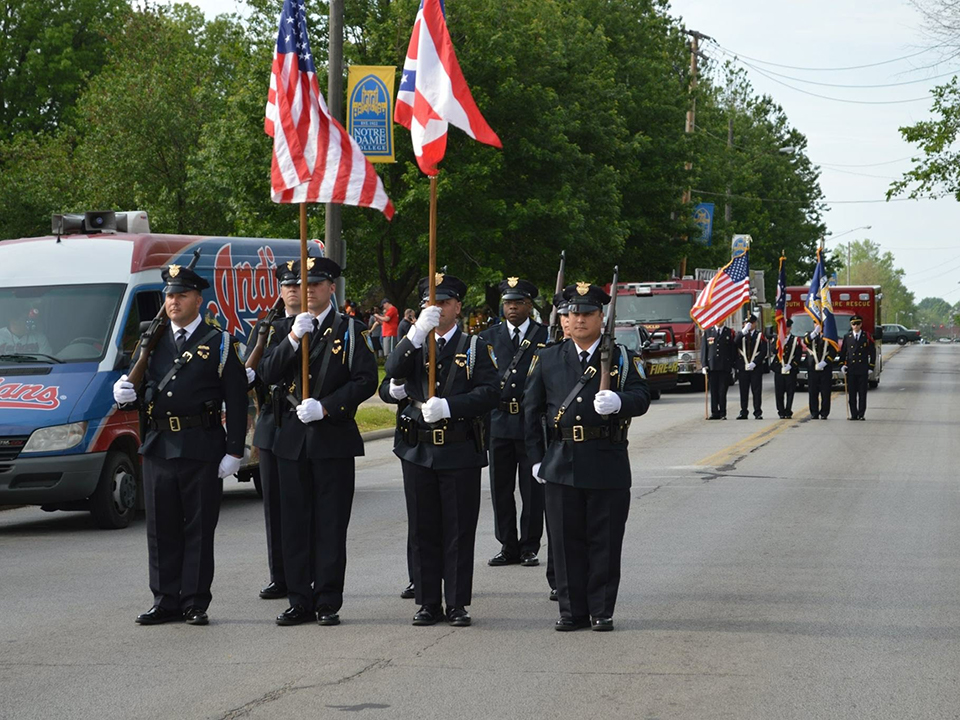 HONOR GUARD | South Euclid Police Department
